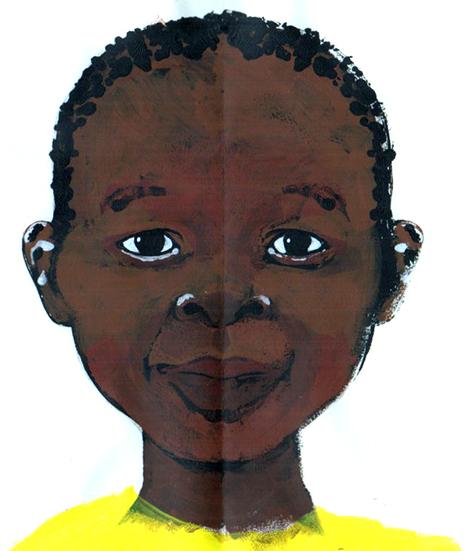 portrait--enfant